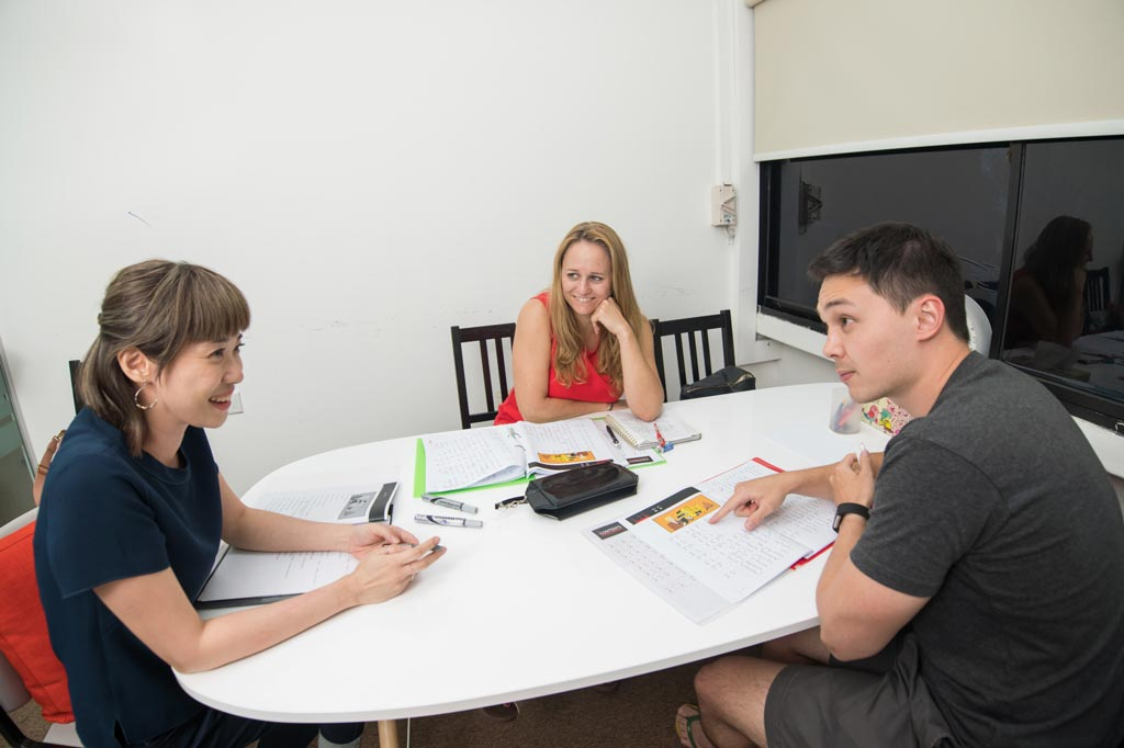 learn english in singapore